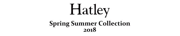 hatley 2017春夏コレクション