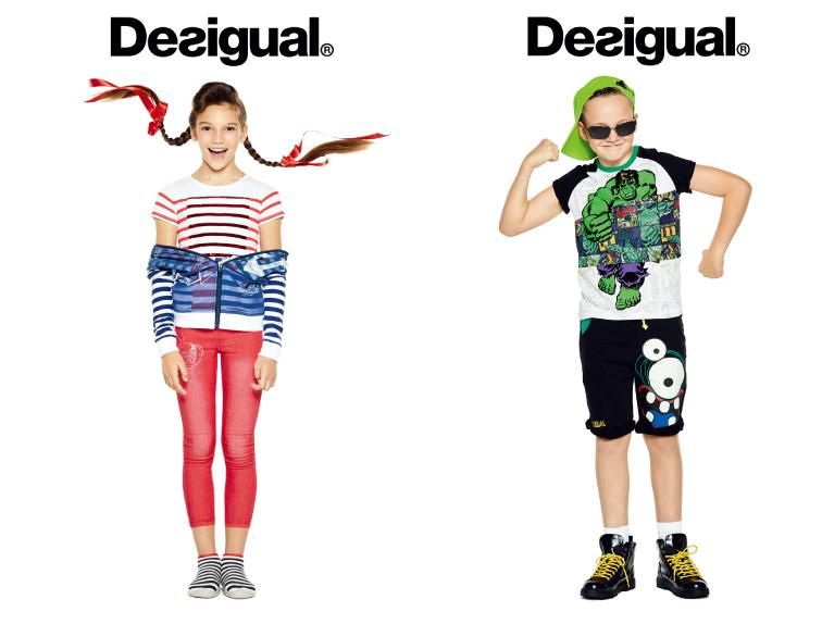 Desigual(デシグアル)取扱い商品例